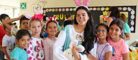 Celebraciones de Pascua