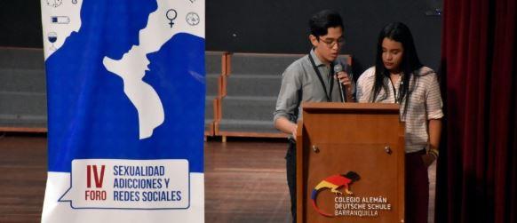 Foro de Sexualidad, Adicciones y Redes Sociales