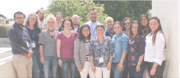 Nuestros docentes en Capacitación Regional (ReFo)