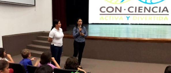 Presentación del Proyecto Ambiental Escolar