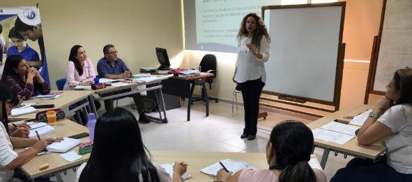 Proceso de cualificación docente
