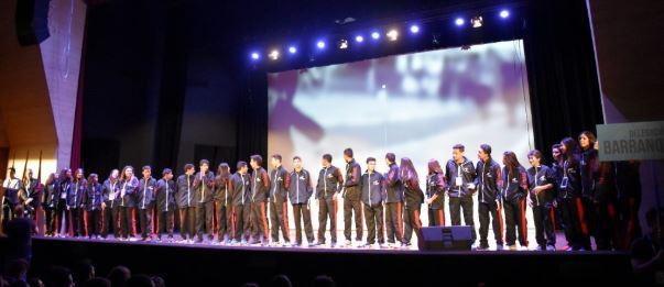 Ceremonia de Inauguración de los XX Juegos de la Amistad