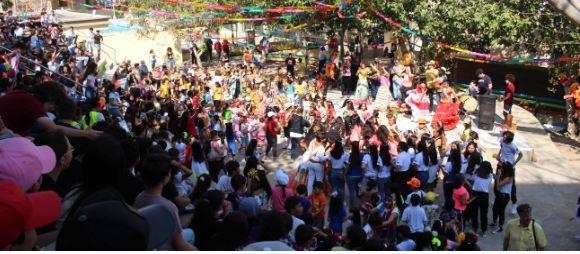 'Cultura y Carnaval' inició con la Lectura del Bando