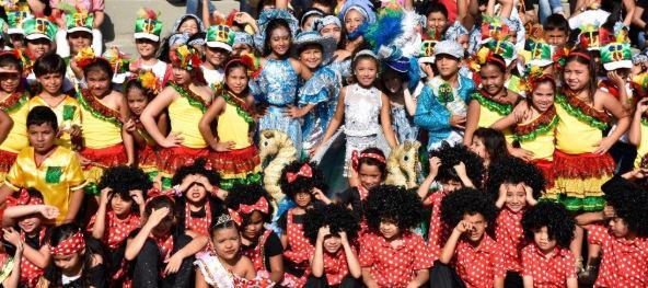 """""""Un Carnaval Quillero"""" en el Colegio Alemán"""
