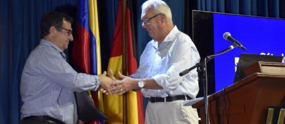 Colegio Alemán se une a Cátedra Europa 2019