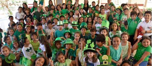 Dr. Seuss Day – Saint Patrick's Day