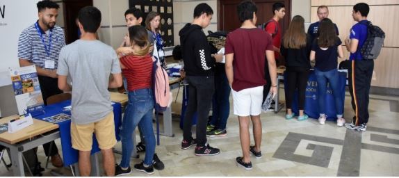 Feria universitaria Worldwide College Tours