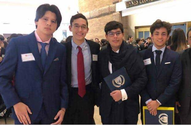 Harvard Model United Nations 2020