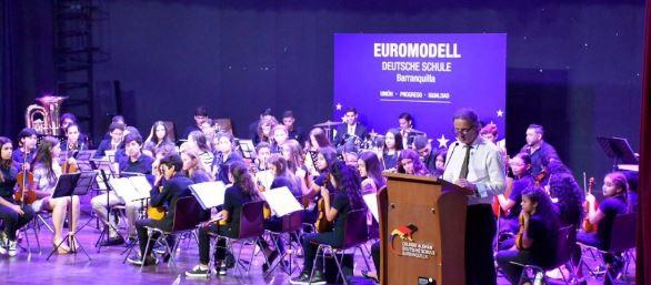 Inauguración Euromodell 2018