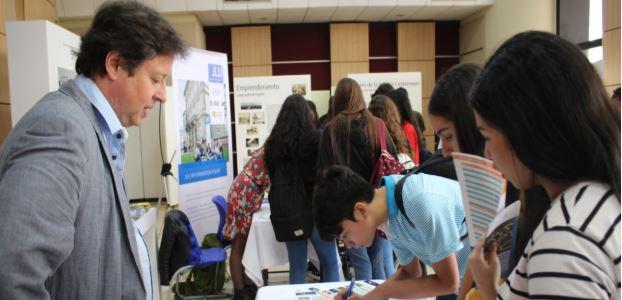 La Feria de las Universidades alemanas: un espacio académico que ofrece muchas posibilidades a nuestros estudiantes