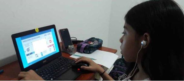 Nuestro colegio realizará Coordinado de Matemáticas a través del Aula Virtual
