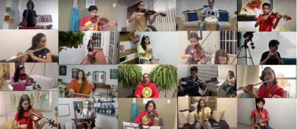 Orquesta Sinfónica del Colegio Alemán le rinde tributo a Barranquilla en su cumpleaños