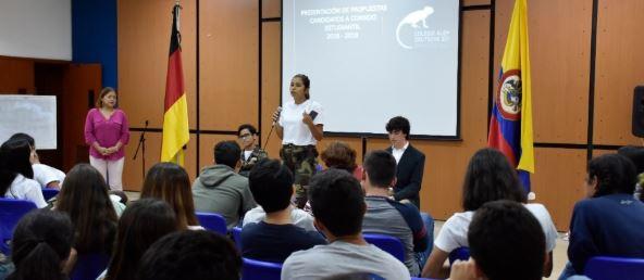 Representantes de cursos, un ejemplo de ciudadanos conscientes