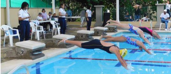 Resumen de las dos jornadas de natación de los Juegos de la Amistad