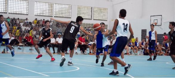 Resumen de las jornadas de baloncesto