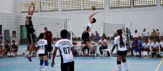 Resumen de las jornadas de voleibol