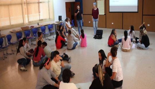 Se realizó en nuestro colegio la capacitación 'Didáctica y juego para la rutina en Tándem'