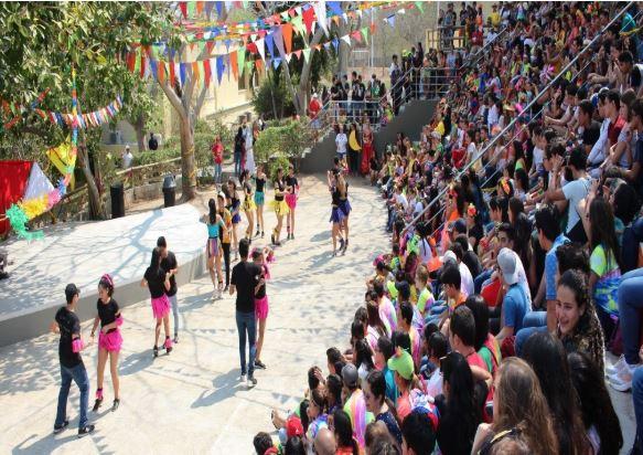 'Cultura y Carnaval' prendió la fiesta en nuestro colegio