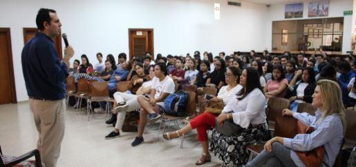 'La migración árabe' dio apertura a la Semana de la Biblioteca en nuestro colegio