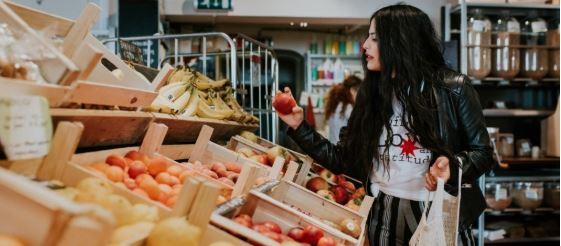 Alisson Simmonds, comprometida con el estilo de vida sostenible y vegano