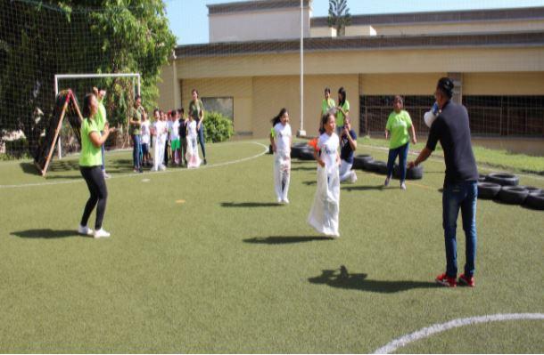 Arrancó el Sommercamp en nuestro colegio