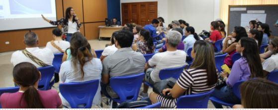 Bachillerato Internacional (IB) tema manejado en la Escuela de Familias