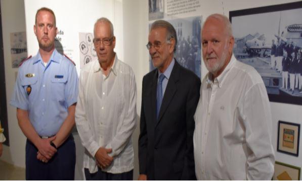 Colegio Alemán de Barranquilla inauguró el Museo de la Scadta