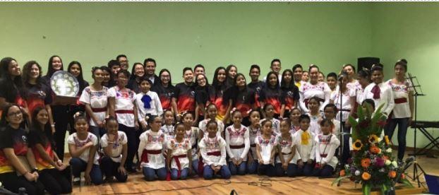 Coro Juvenil de nuestro colegio se presentó en Tlaxcala y México, D.F.