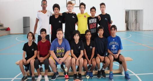 Equipo Sub 14 logró subcampeonato en torneo de basquetbol