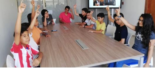 Extraclase   Oficina de Comunicaciones   Colegio Alemán de Barranquilla