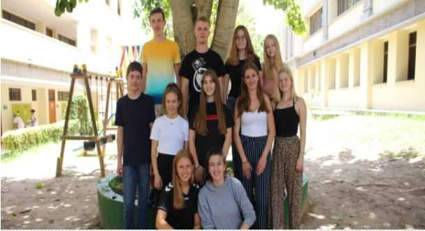 Jóvenes alemanes nos cuentan sus experiencias como Estudiantes de Intercambio