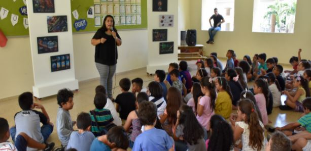 La Biblioteca y la Plataforma de Primaria fueron epicentro de actividades en la Semana Humboldt