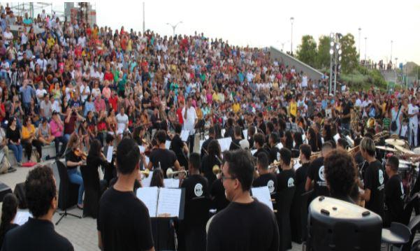 Nuestra Orquesta Sinfónica rindió homenaje al Joe Arroyo