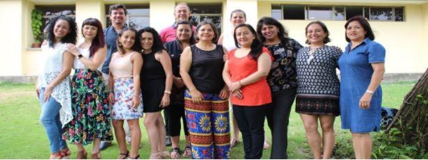 Profesores de colegios alemanes de la Región se capacitaron en Barranquilla