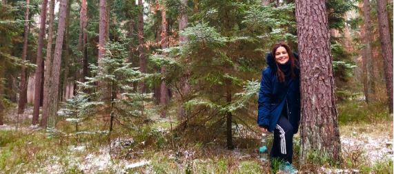 Proteger el medio ambiente: la pasión de Katherine Mächler