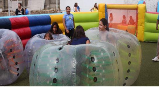 Schulfest: el espacio ideal para compartir en familia