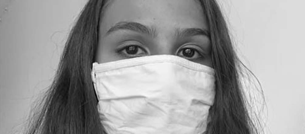 Estudiantes de la Klasse 9C realizaron trabajo audiovisual sobre la pandemia