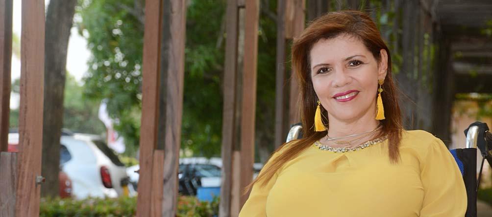 Marta Barrios y su brillante labor en el sector público