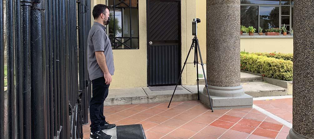 La Academia se prepara con innovadoras soluciones audiovisuales