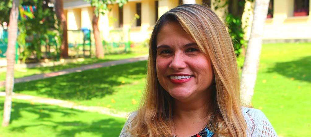 """""""Se continuará sensibilizando en equipo (casa-colegio) sobre la importancia del autocuidado"""": Nitza Guzmán (Directora del Kindergarten)"""
