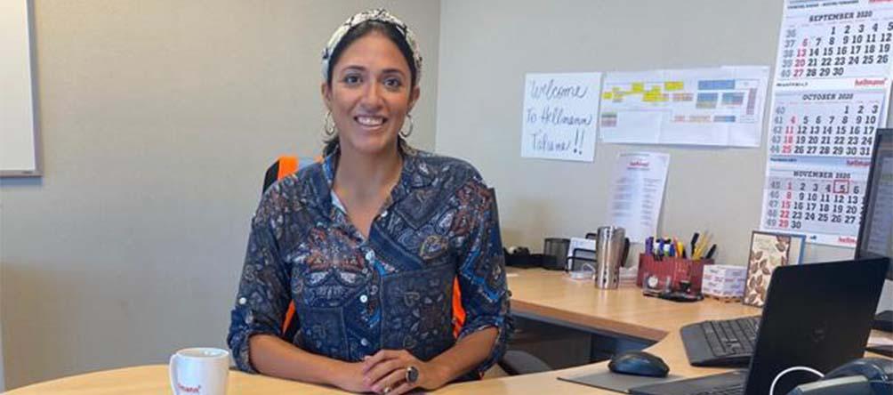 El sobresaliente desempeño de Tatiana Palma en el campo de la logística y el transporte