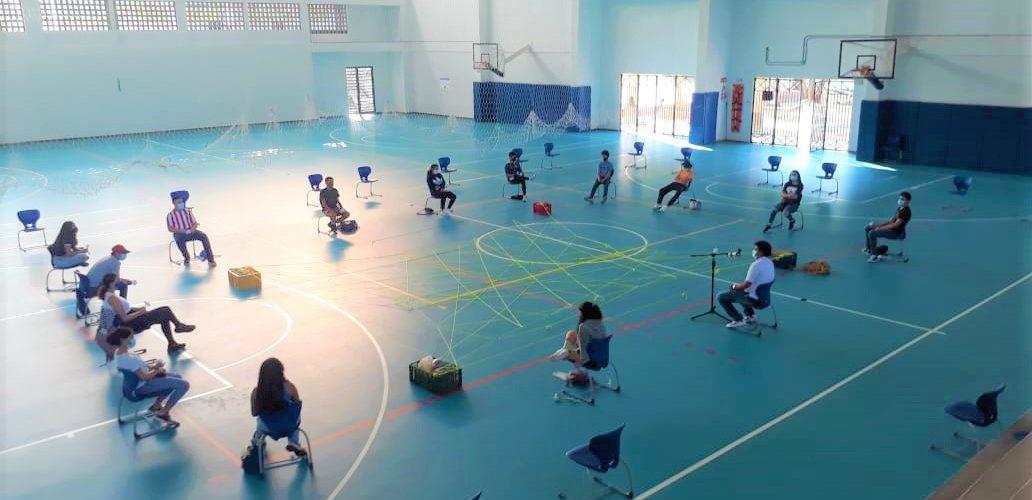 Área de Orientación Psicoeducativa destacó el impacto de las convivencias en el retorno de los estudiantes al colegio