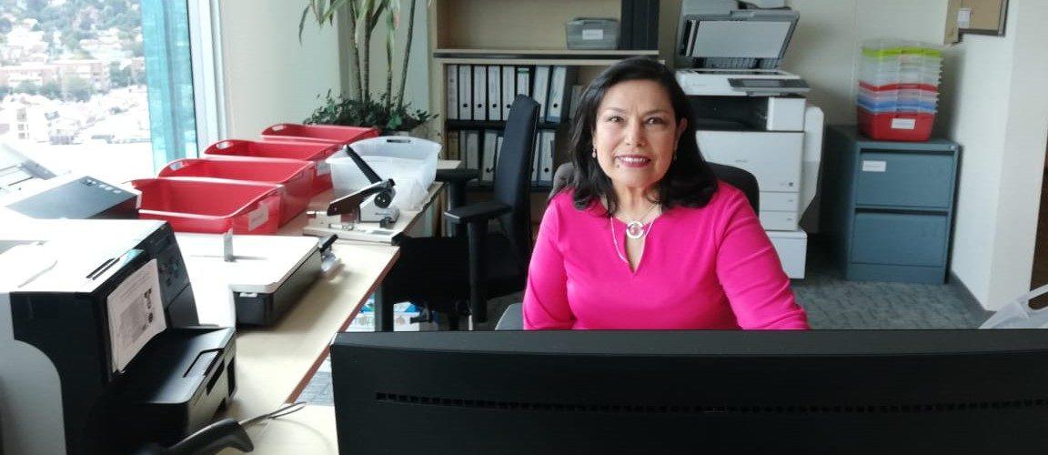 Nuestra exalumna Clara Romero cerró exitosamente su ciclo laboral en la Embajada de Alemania en Colombia