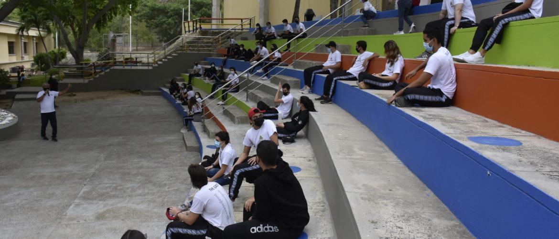 Con diferentes actividades fueron despedidos nuestros estudiantes de la Klasse 12