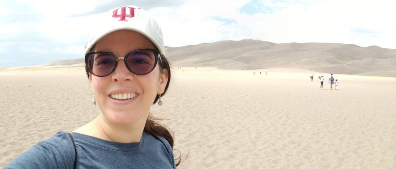 Irene Arango y su brillante trayectoria como geóloga en los Estados Unidos