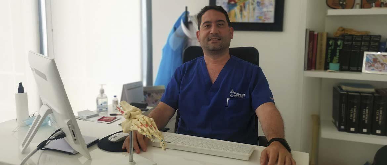 La destacada labor de Alberto Vieco en el campo de la ortopedia