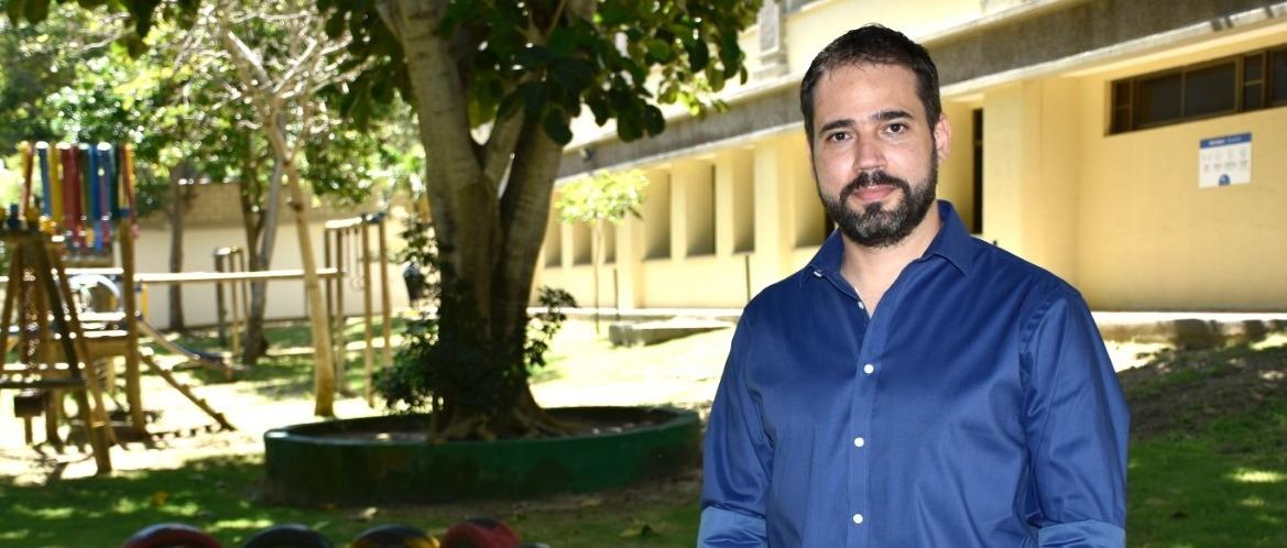Nuestra Orquesta Sinfónica Juvenil cuenta con un nuevo director: el reconocido músico Juan Camilo Toro