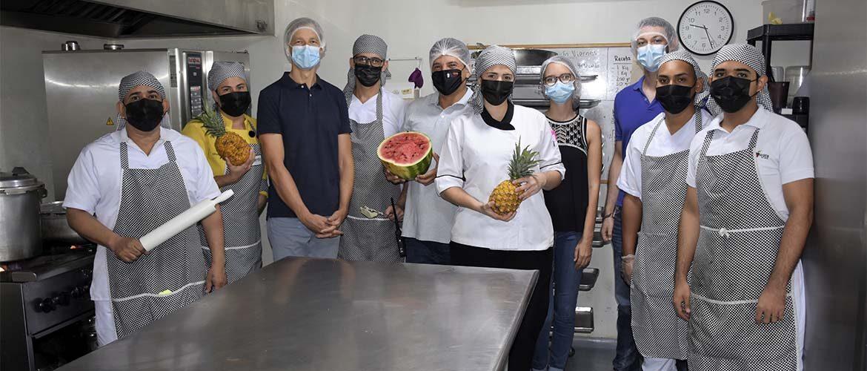 Proyecto Seeds: la iniciativa de la Fundación Chukuwata para promover la educación alimentaria y ambiental en nuestro colegio