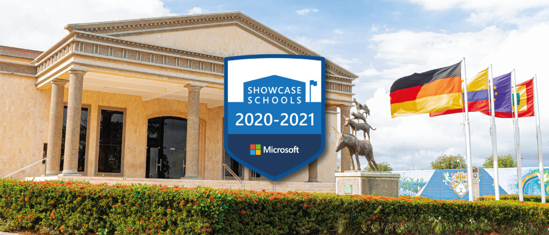 ¡Fuimos certificados como Microsoft Showcase School!