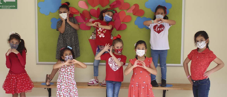 Día del Amor y Amistad: una celebración que trajo mucha alegría a nuestros estudiantes